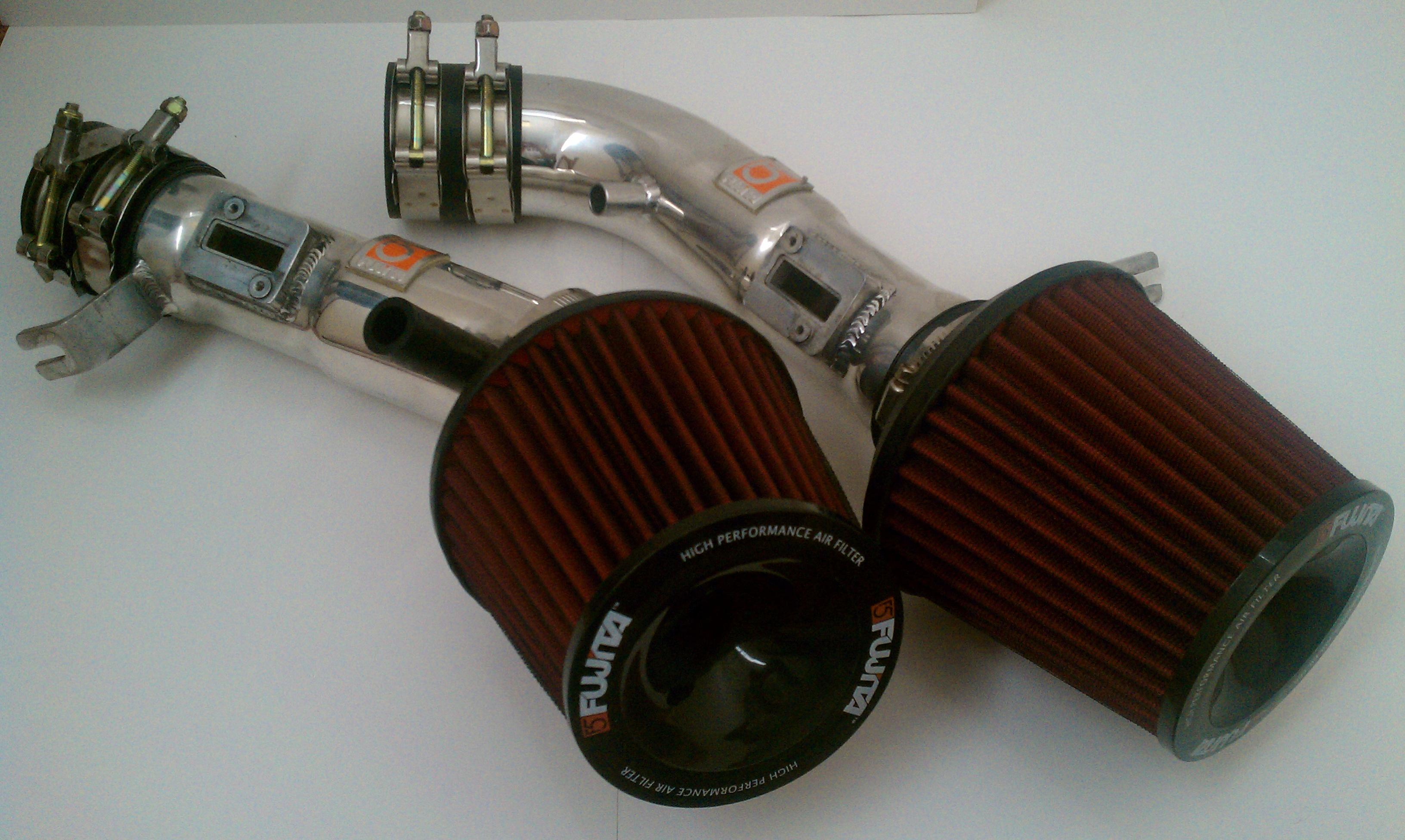 Fujita Intake 2007 - 2008 G35 V6