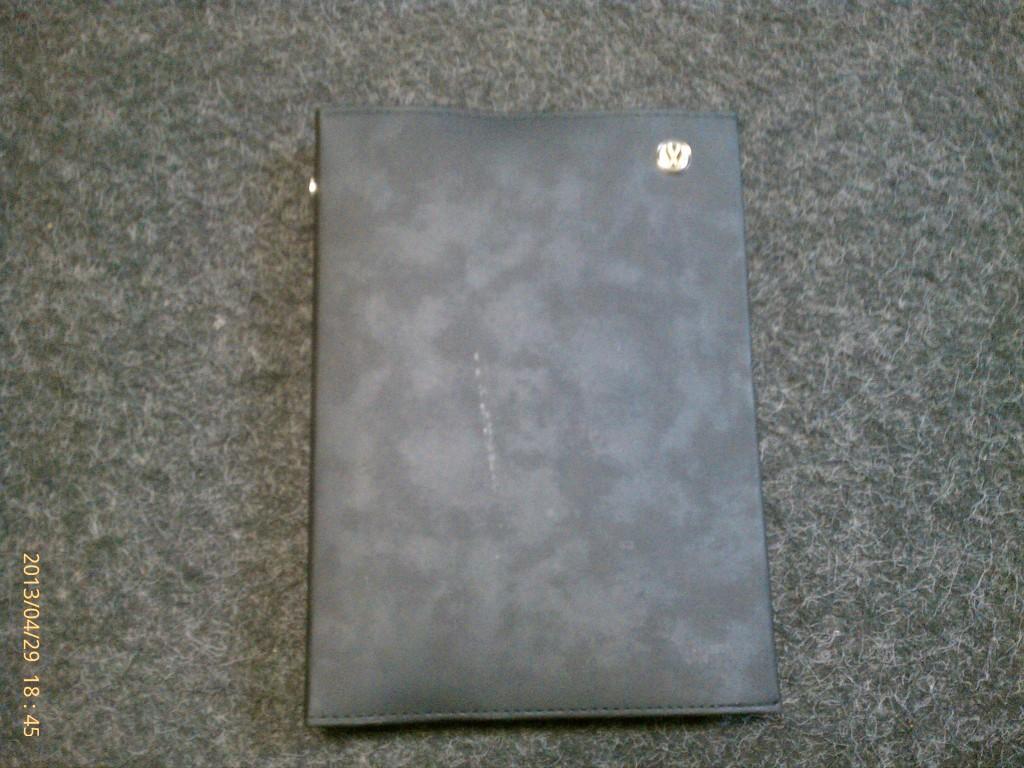 2003 Volkswagen Jetta Onwer's Manual.
