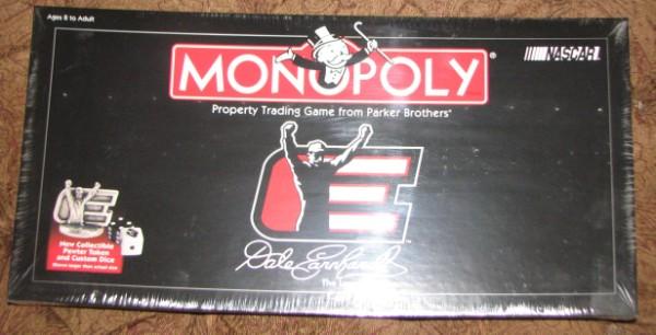 Monopoly Dale Earnhardt