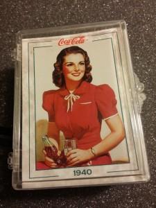 coca cola trading cards
